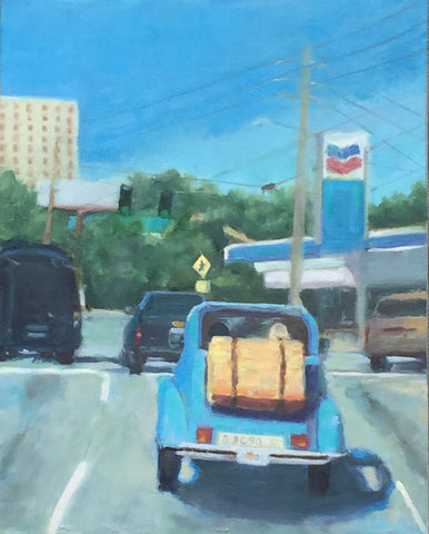 Paris on Peachtree - Anne Strickland