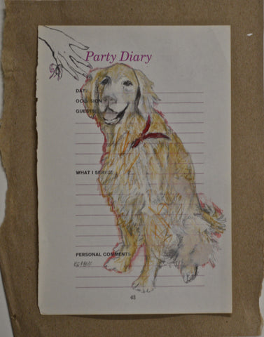 Party Dog- Katherine McClure
