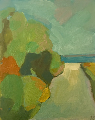 Path to Beach- Lynne Hamontree