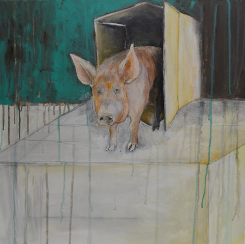 Pig in a Box- Katherine McClure