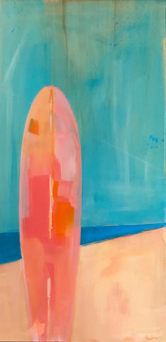 Pink Board- Emily Brown