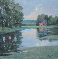 Plantation Reflections- Susie Callahan