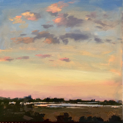Quiet Marsh- Susie Callahan