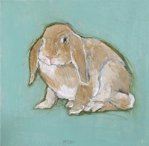 Rabbit Love - Katherine McClure