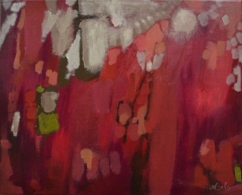 Raspberry Kisses I - Jane Ingols