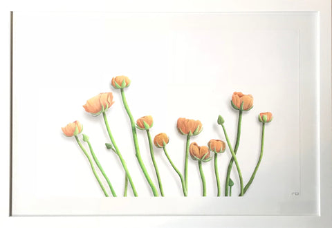 Flower Study - Richard Bowers