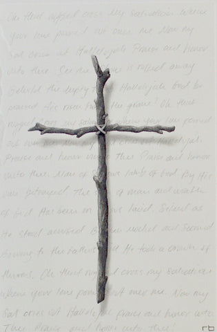 Cross II- Richard Bowers