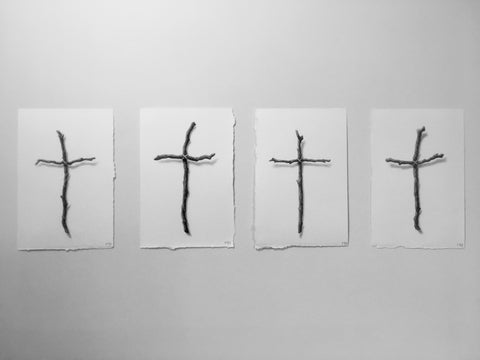Cross IV- Richard Bowers