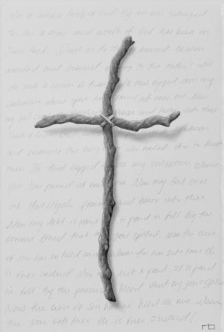 Cross III- Richard Bowers