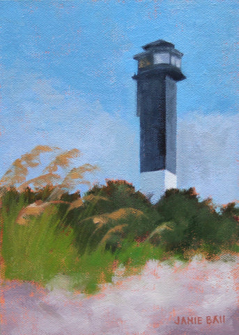 Sea Oats Sentry- Janie Ball
