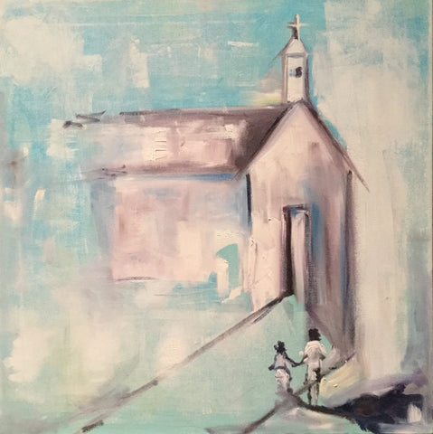 Church Goers - Susie Elder