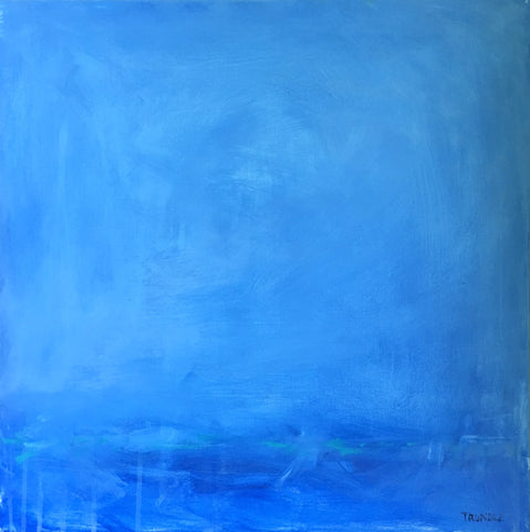 Blue Beyond - Sarah Trundle