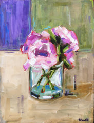 Flowers- Color Study - Sarah Trundle