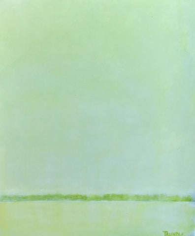 Horizons in Green - Sarah Trundle