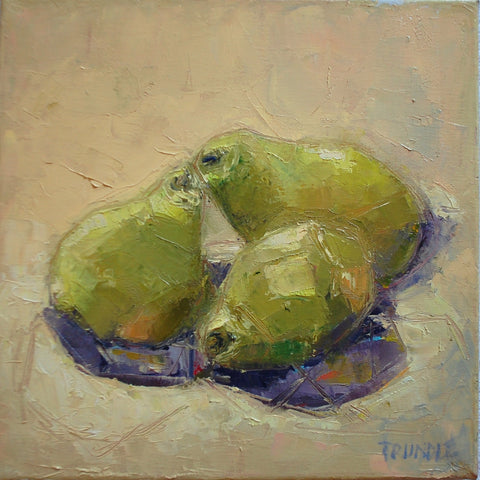 Pair of Pears - Sarah Trundle