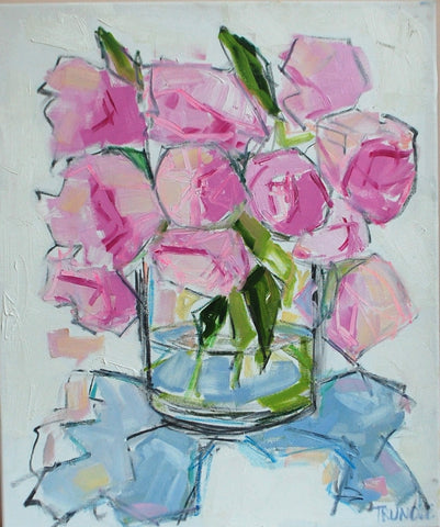 Peonies - Sarah Trundle