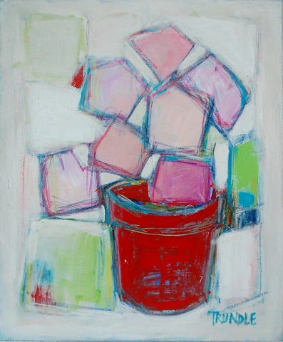 Red Pot - Sarah Trundle