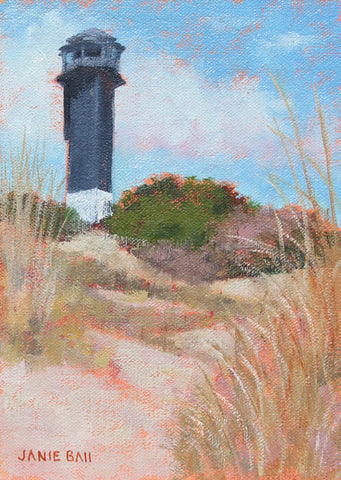 Sullivan's Island Beach Path- Janie Ball
