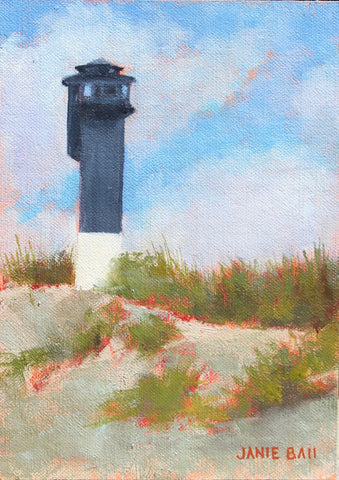 Sullivan's Island Lighthouse- Janie Ball