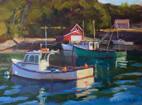 New Harbor Maine - Susan Westmoreland