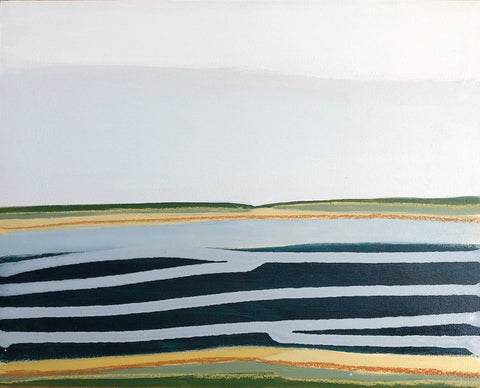 Salt Marsh I- Cindy DeAntonio