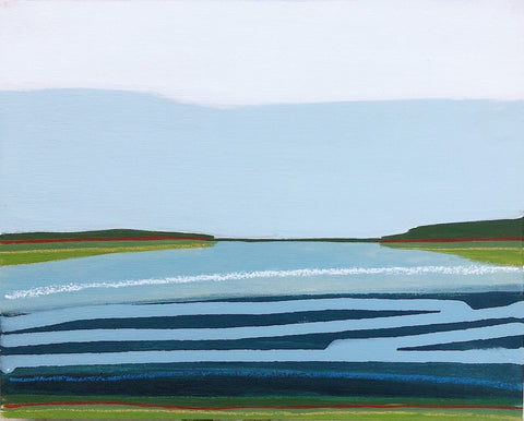 Salt Marsh III- Cindy DeAntonio