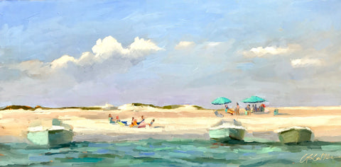 Sandy Neck Beach Day - Susie Callahan