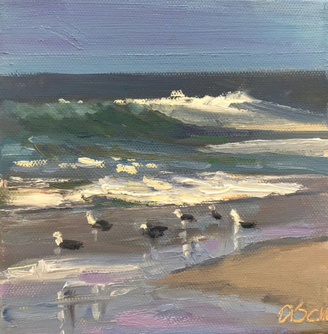Seaside Gathering- Susie Callahan