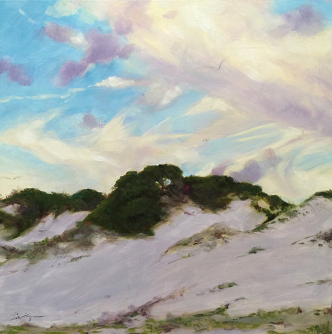 Shaded Dunes - Lisa Gleim