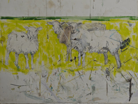 Sheep Farm- Katherine McClure