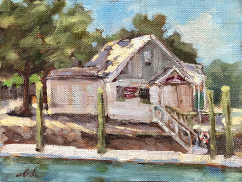 Shrimp Shack- Tammy Medlin