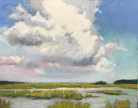 Summer Clouds- Lisa Gleim