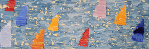 Sunfish Fleet - Janie Ball