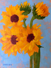 Sunflowers- Janie Ball