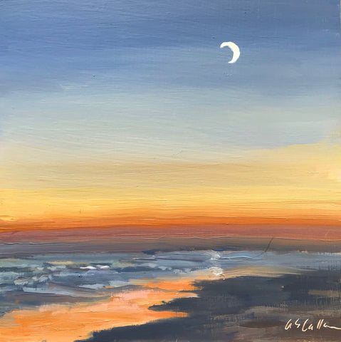 Sunset Moon- Susie Callahan