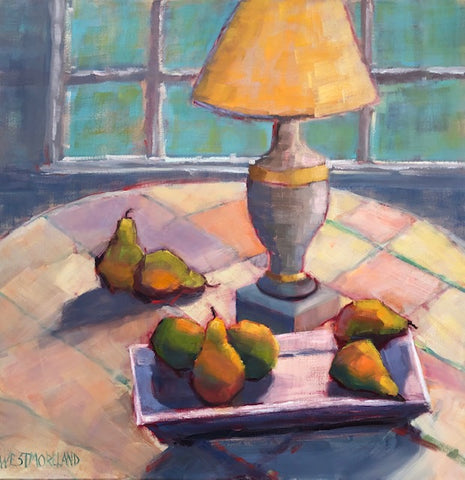 Pears in the Light