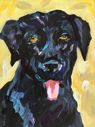 Black Lab - Susie Elder