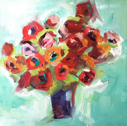 Bouquet- Susie Elder
