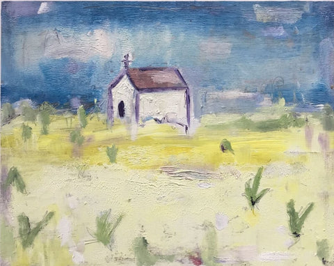 Church on the Hill - Susie Elder