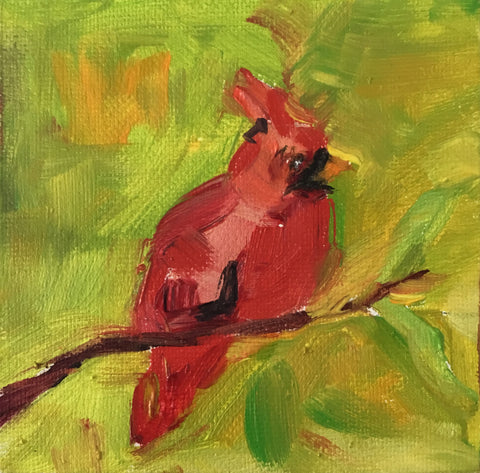 Red Bird- Susie Elder