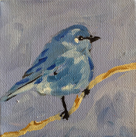 Summer Bluebird - Susie Elder