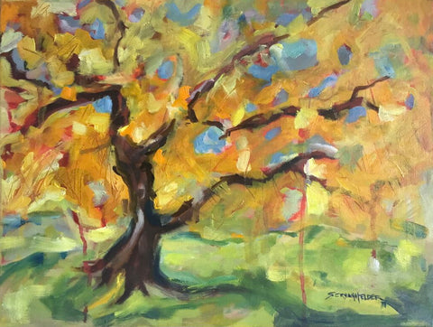 The Yellow Tree - Susie Elder