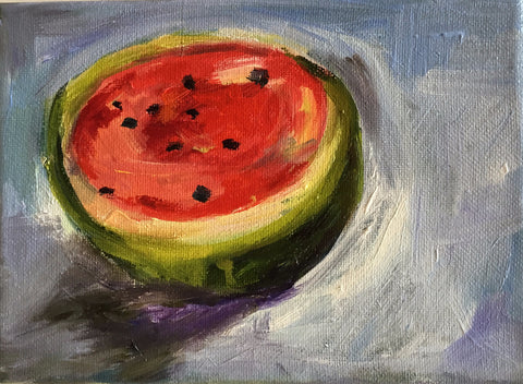 Watermelon Half - Susie Elder