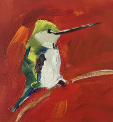 Woodpecker- Susie Elder