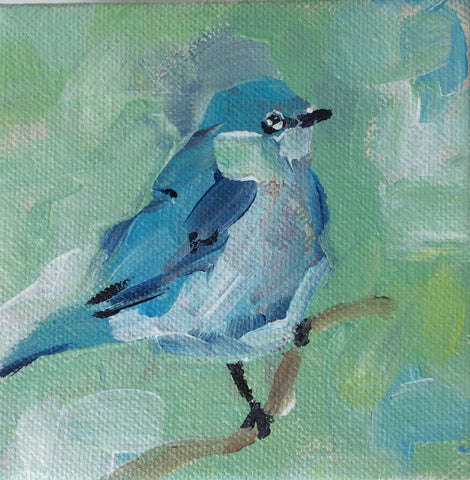 Blue Bird - Susie Elder