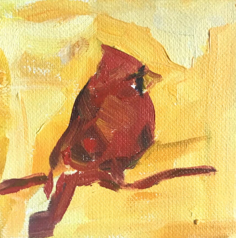 Fall Cardinal - Susie Elder