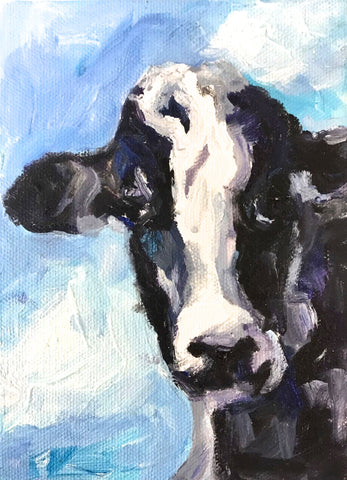 Mr. Cow - Susie Elder