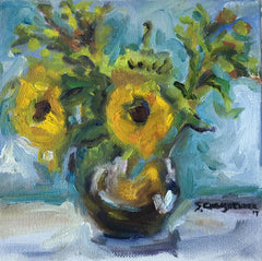 Sunflowers - Susie Elder