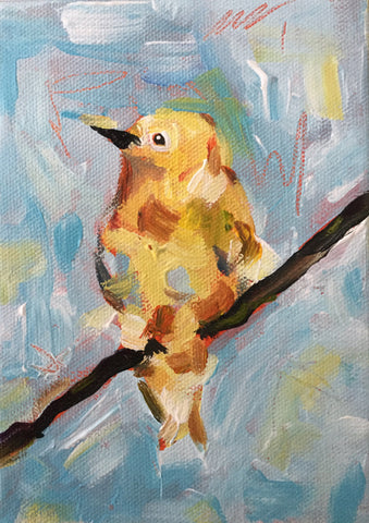Yellow Bird - Susie Elder