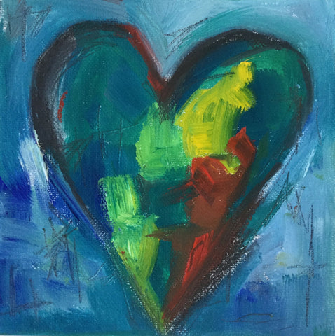 Heart I - Susie Elder